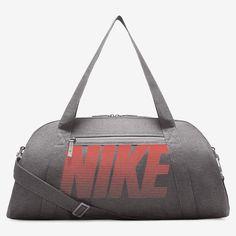 Nike Gym Club Training Duffel Bag - One Size Atmosphere Grey Atmosphere  Grey Rush Coral ed1d52702cd1d