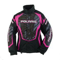 Women's Snowmobile Coats | WOMEN'S FXR® THROTTLE JACKET : Babbitts Yamaha Parts House
