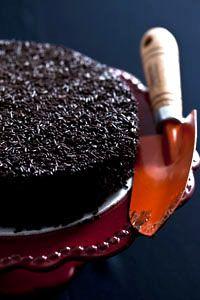 Flavors of Brazil: RECIPE - Brigadeiro Cake (Bolo Brigadeiro)