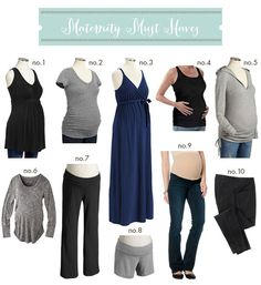 Maternity-Must-Haves