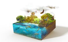 The Beauty of Planet Earth on Behance