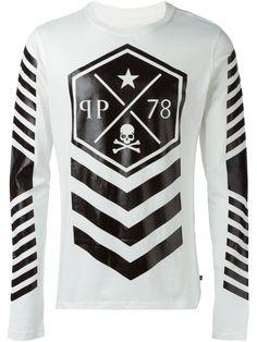 Philipp Plein Camiseta - First Boutique - Farfetch.com