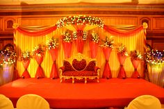 Be as creative and different as you want because we are all set to bring your ideas to life! We help you make your special day uniquely yours. Wedding Backdrop Design, Wedding Hall Decorations, Wedding Reception Backdrop, Marriage Decoration, Wedding Entrance, Engagement Decorations, Wedding Mandap, Wedding Props, Flower Decorations