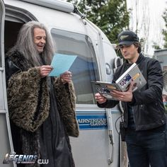 "Legends Of Tomorrow – Recensione 3×17 ""Guest Starring John Noble"" - Seriespedia"