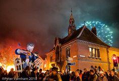 Lewes Bonfire Night Madness!