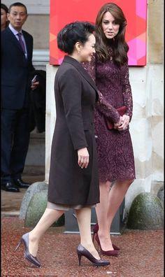 This week's most stylish star was undoubtedly The Duchess of Cambridge | GeorgiaPapadon