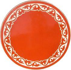 Decorative Plates, Fossils, Atelier, Morocco