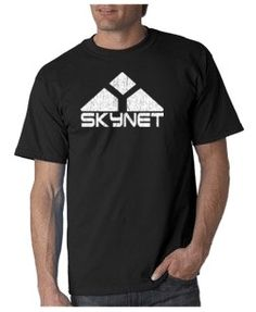 Skynet T-shirt from DesignerTeez