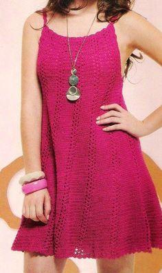 Crochet dress — Crochet by Yana