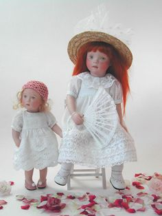 Sylvia Natterer FACES collection dolls, 2006