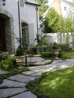 French Style Gardens | French Garden With English Ivy - Picture Of Hillwood Museum U0026 Gardens ...