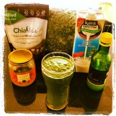 Smoothie That's Good For You!