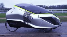 Iris eTrike, Could This Really be the Electric Vehicle that We Have Been Waiting For?