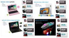 Wolvol Mini Netbooks & Android Computer - Kids Laptop, Computer & More.... Get best and affordable deals on Android Netbook, Kids Laptop, Kids Computer, Netbook Android, Android Computer & other electronic Gadgets @  http://www.wolvol.com/products_new.php  in USA.  #Android   #Netbook   #Tablets