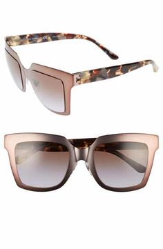 Tory Burch 51mm Sunglasses