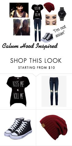 """Outfit #30"" by blueeyedbaby7 on Polyvore featuring Rotten Roach, Frame Denim and The Horse"