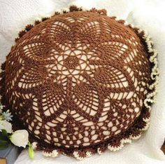 Beautiful Pillow Lace Cover