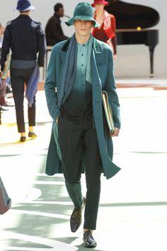Défilé Burberry Prorsum homme printemps-été 2015 #mode #fashion #couture