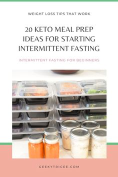 Interested in losing weight with intermittent fasting? These are 20 low carb meal prep recipes for beginners looking to start right with intermittent fasting. Improve your results with these recipes and foods. Get intermittent fasting meals ideas and recipes for weight loss. Easy low carb recipes great for weightloss that are keto too. Healthy keto breakfast, lunch, and dinner recipes. | GeekyTricee #keto #ketogenic #ketorecipes #healthyeating #healthyrecipes #healthyliving #lowcarb Clean Eating Recipes For Weight Loss, Healthy Eating Habits, Chicken Meal Prep, Japanese Interior, Intermittent Fasting, Losing Weight, Low Carb Recipes, Dinner Recipes, Lunch