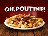 What Is poutine? Poutine is Canada's most famous dish. Learn more about it and where to get the best poutine in the city! Humour Canada, Canada Memes, Canada Funny, Canada Eh, Canada Trip, Canadian Things, Canadian Food, Canadian Army, Canadian Poutine