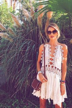 The best beauty looks from Coachella; headpieces, braids, and tattoos, Oh My!: