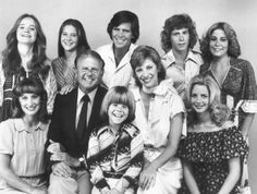 Eight is Enough.LOVED this show! Wish there were shows like this on TV today! Great Memories, Childhood Memories, Movies Showing, Movies And Tv Shows, Bastilla, Old Shows, Great Tv Shows, Vintage Tv, Vintage Photos