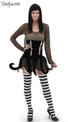 Sexy Octopus Costume, Octopus Halloween Costume, Sea Creature Costume