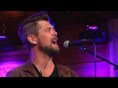 Jason Crabb performs Short Are The Years on The Music City Light Stage during Today in Nashville airing weekdays at on WSMV-TV On Today, City Lights, Nashville, Concert, Awesome, Music, Musica, Musik, Recital