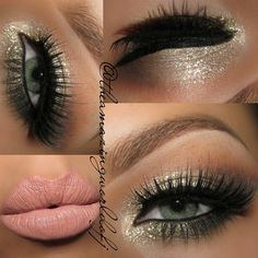 Janine GERMANY⏩USA @theamazingworldofj Another look at t...Instagram photo   Websta (Webstagram) #makeuplook