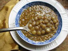 Christina's Cucina: Five Minute Lentil Soup