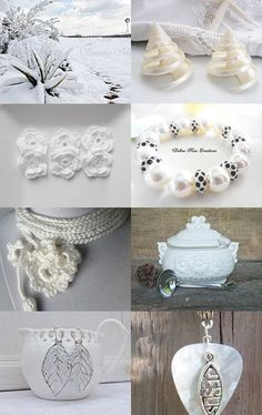 WHITE AS SNOW - CIC Treasury Challenge (2) by Debbie Schuessler on Etsy--Pinned with TreasuryPin.com