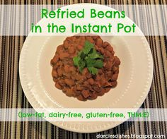 Here is an oldie but a goodie that is perfect for these hot summer days when you don't want to spend hours simmering dry beans!!! Darcie www.TrimHealthyMama.com