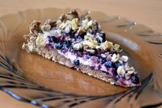 Healthy Deserts, Healthy Sweets, Healthy Baking, Healthy Recipes, Acai Bowl, Tart, Bakery, Clean Eating, Dessert Recipes