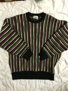 20 Best Coogi Carlo Colucci images | Sweaters, Vintage