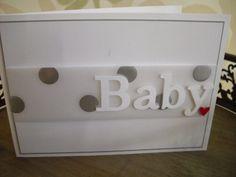 stempeltörtchen: Schlichtes Baby