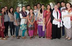 Portal de Notícias Proclamai o Evangelho Brasil: Após terremoto devastador no Nepal, missionária br...