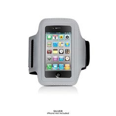 Armband with Key Slot for iPhone® & iPod touch®  - Assorted Colors at 72% Savings off Retail!