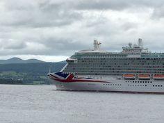 P&o Cruises, Cruise Ships, Boats, Ocean, Ships, Sea, The Ocean, Boat