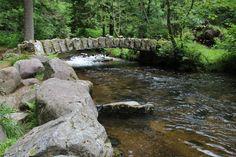 Pont de pierre (Iles Marie-Louise Xonrupt-Longemer)