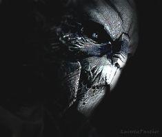 Mass Effect Mass Relay Dreamscene by on deviantART Beautiful Garrus fanart! Mass Effect Garrus, Mass Effect 1, Mass Effect Universe, Commander Shepard, Video Game Art, Video Games, How To Look Pretty, Deviantart, Image
