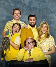 It's Always Sunny In Philadelphia Family Photo....Hilarious!