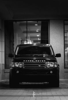 iriddell:  Range Rover Sport