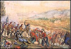 The Battle of Alamana was fought between the Greeks and the Ottoman Empire during the Greek War of Independence on April Greek Independence, World Conflicts, Greek Warrior, Greek Fashion, Greek History, In Ancient Times, Ancient Greek, Ottoman Empire, Historical Photos