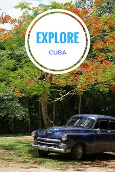 Cuba is such a lovely country to explore!