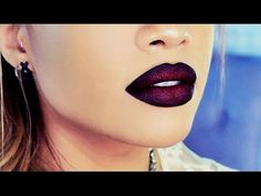 Fake a Full Looking Lip - Kylie Jenner Lip Challenge! - YouTube