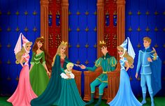Disney Princess images Aurora's Family HD wallpaper and background photos Disney Nerd, Disney Fan Art, Disney Love, Disney Magic, Disney Stuff, Disney And Dreamworks, Disney Pixar, Disney Characters, Disney Princesses