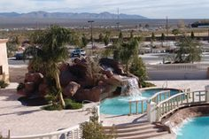 Nevada Treasure RV Resort at Pahrump, Nevada