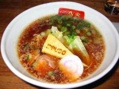 Shoyu Ramen from Ippudo NY