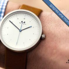 Nous sommes très heureux et fiers de s'associer à la marque de montres MONA, un must dans le design horloger et aussi une rencontre entre un designer et un professionnel de l'horlogerie. Le Journal du Design et MONA vous permettent de gagner une montre HMS Nova. Pour participer et tenter de gagner la HMS Nova, c'est simple, il vous suffit de: 1. LIKER notre page si ce n'est pas déjà fait. 2. LIKER la page de MONA. 3. COMMENTER sur l'article en détaillant ce que vous pensez des montres MONA.