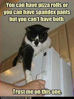 Pin this photo on the fridge!  LOL